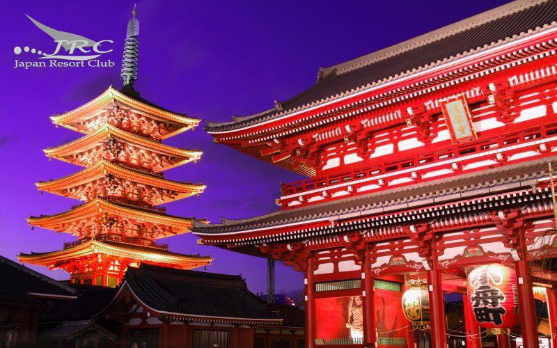 Sensoji Temple – Asakusa Tokyo