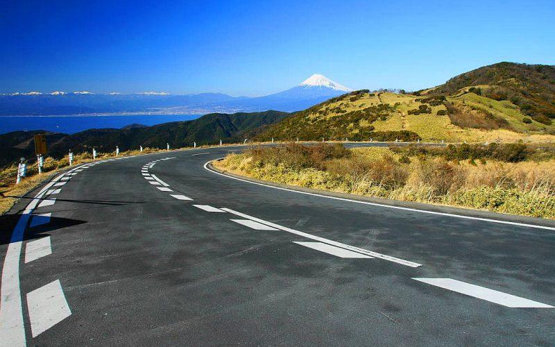 Izu Skyline – Izu Peninsula