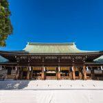 Meiji Jingu Shrine – Tokyo