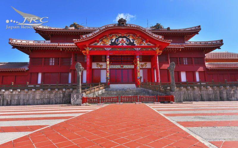 Shuri Castle – Okinawa