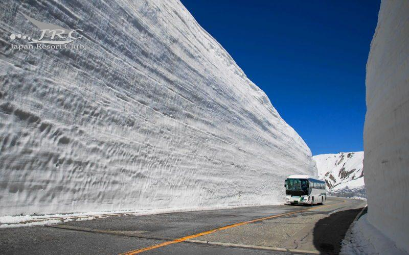 Tateyama Kurobe Alpine Route – Toyama