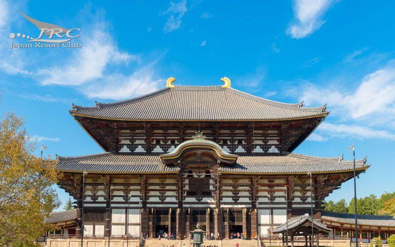 Todaiji Temple – Nara