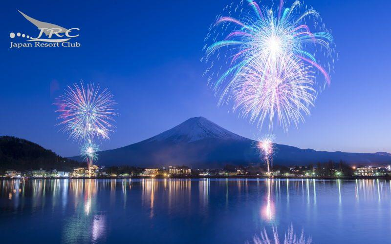 Lake Kawaguchiko ( Mt. Fuji ) – Yamanashi