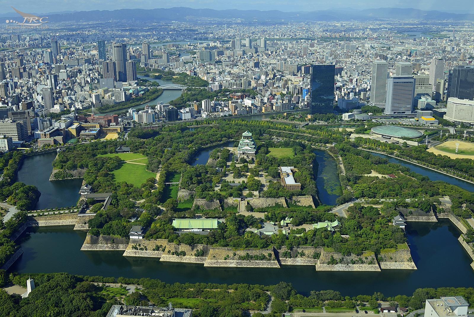 Osaka Castle Japan Resort Club