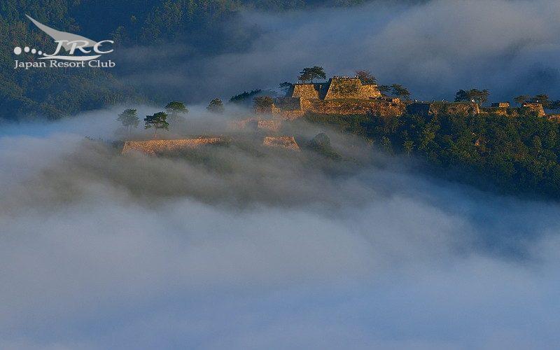 Takeda Castle Ruins – Hyogo